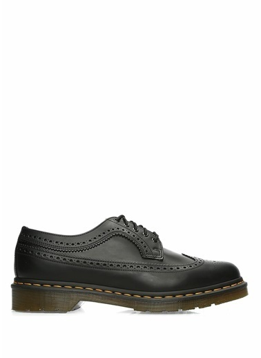 Dr. Martens %100 Deri Oxford Ayakkabı Siyah